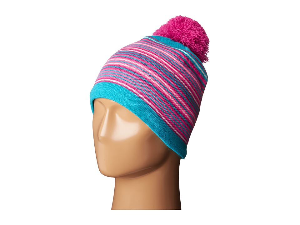 Spyder Kids - Icebox Hat (Big Kids) (Bluebird/Multi) Snow Hats