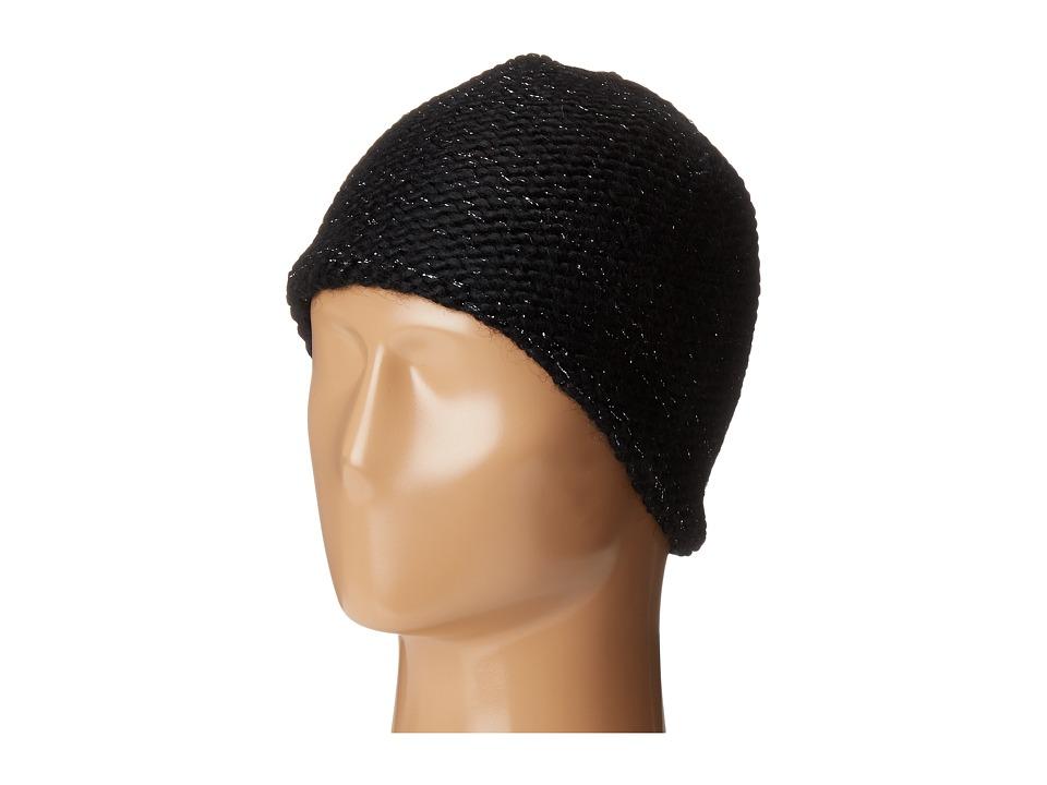 Spyder Kids - Renaissance Hat (Big Kids) (Black) Snow Hats