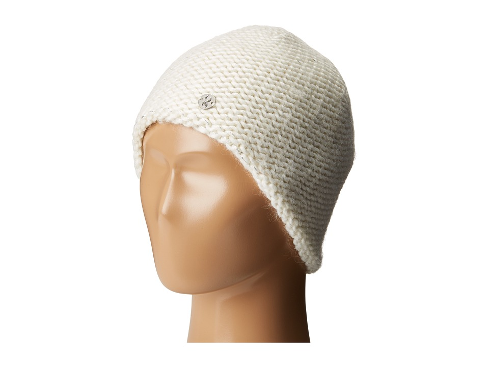 Spyder Kids - Renaissance Hat (Big Kids) (White) Snow Hats