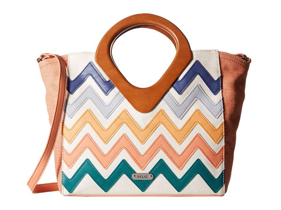 Relic - Addy Satchel (Multi) Satchel Handbags