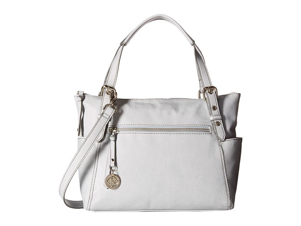 Relic - Finley Satchel (Clear Blue) Satchel Handbags
