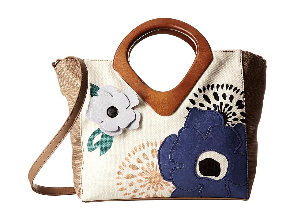 Relic - Addy Satchel (Flower) Satchel Handbags