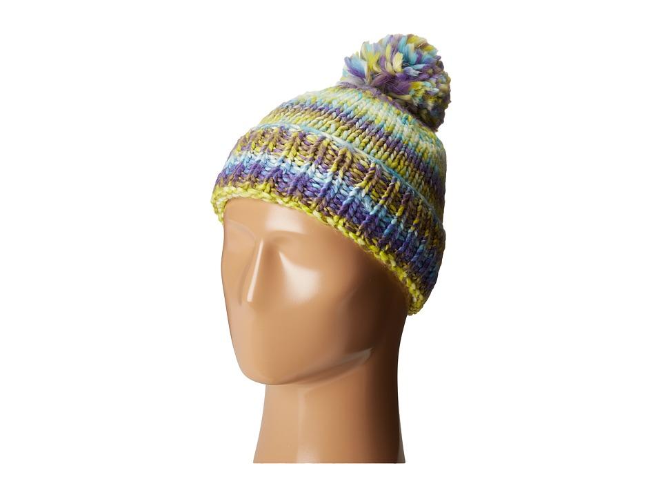 Spyder Kids - Bitsy Twisty Hat (Big Kids) (Freeze/Multi) Snow Hats