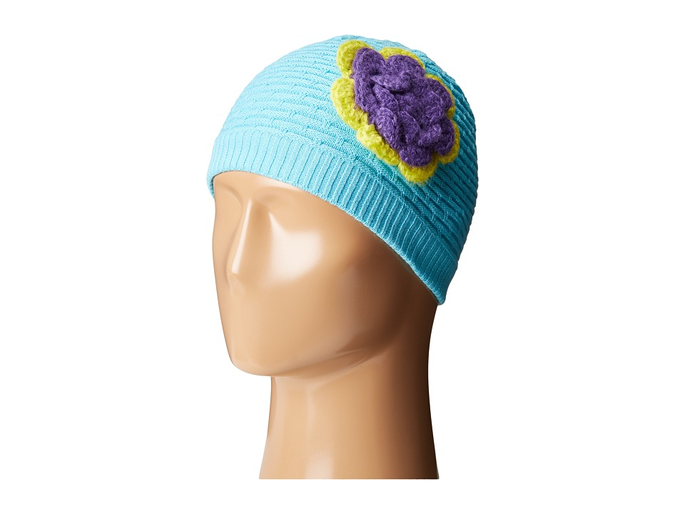 Spyder Kids - Bitsy Rosie Hat (Big Kids) (Freeze/Acid/Iris) Snow Hats
