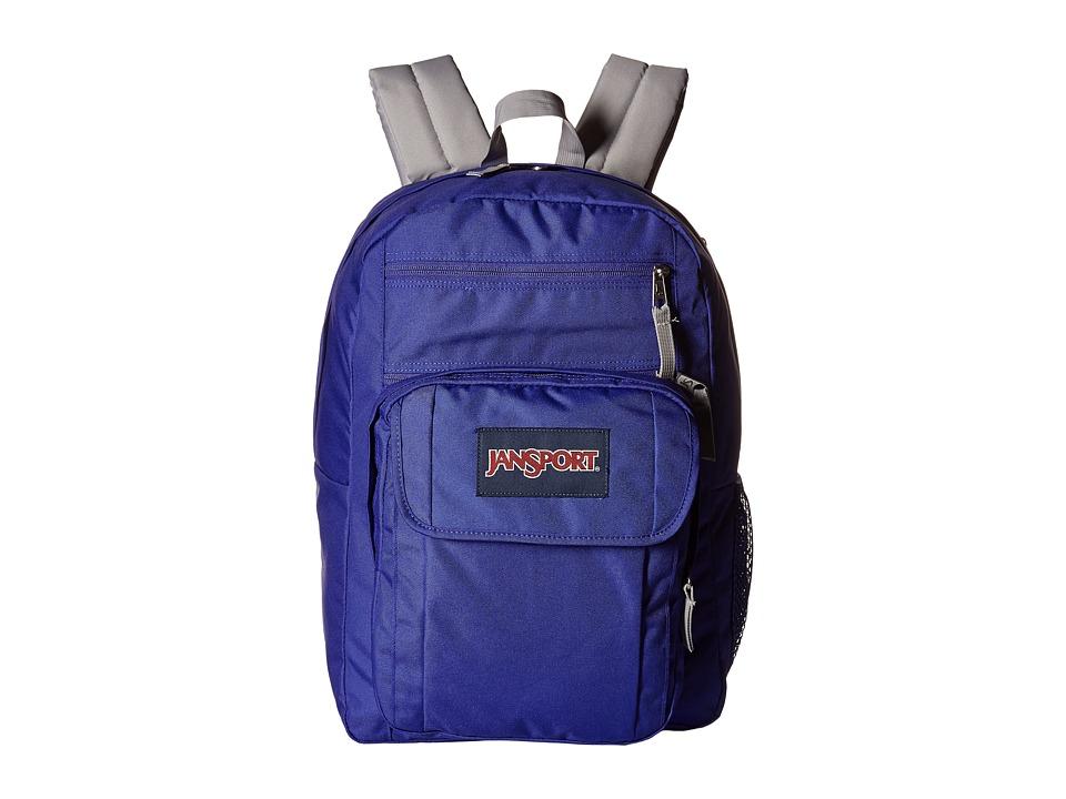 JanSport - Digital Student (Violet Purple) Backpack Bags