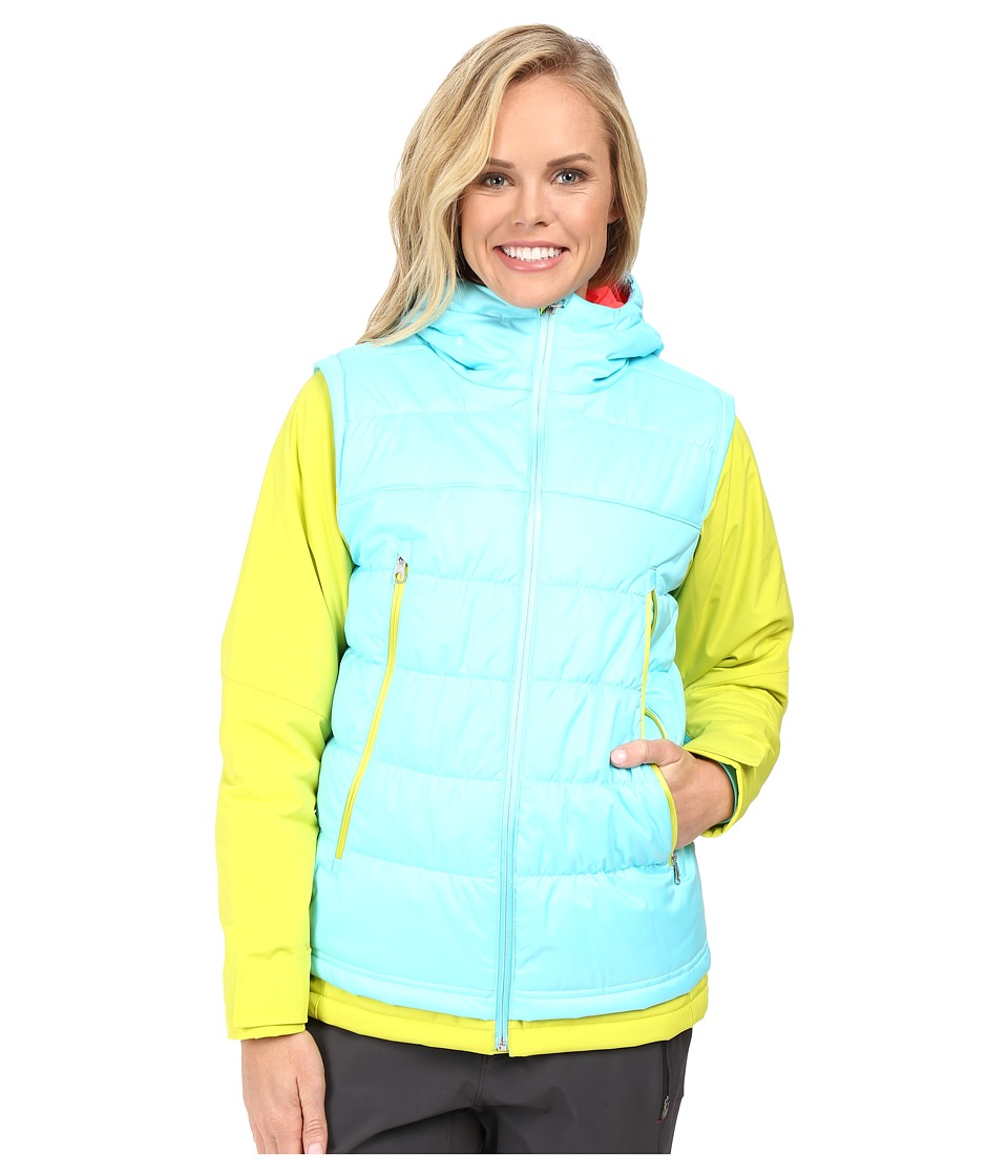 Spyder - Moxie Jacket (Freeze/Acid/Freeze) Women's Coat