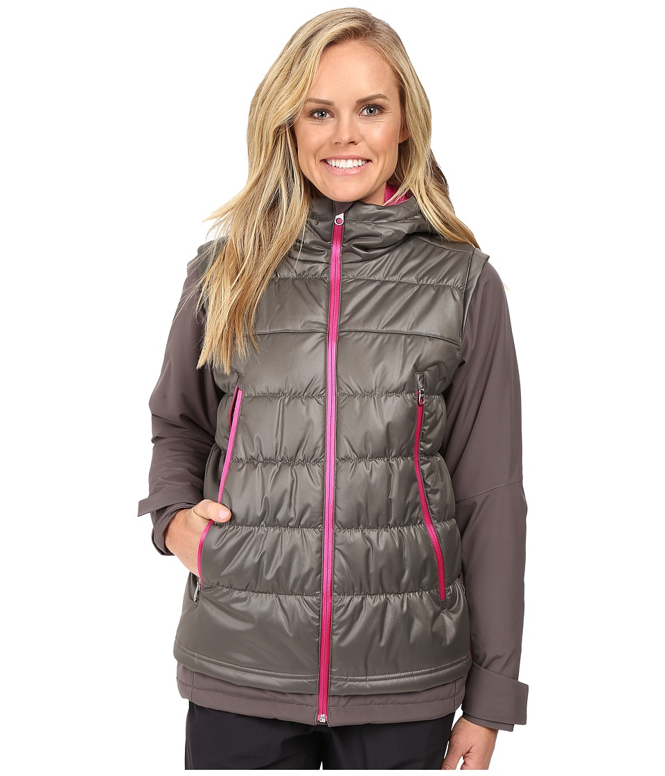 Spyder - Moxie Jacket (Weld/Weld/Voila) Women's Coat
