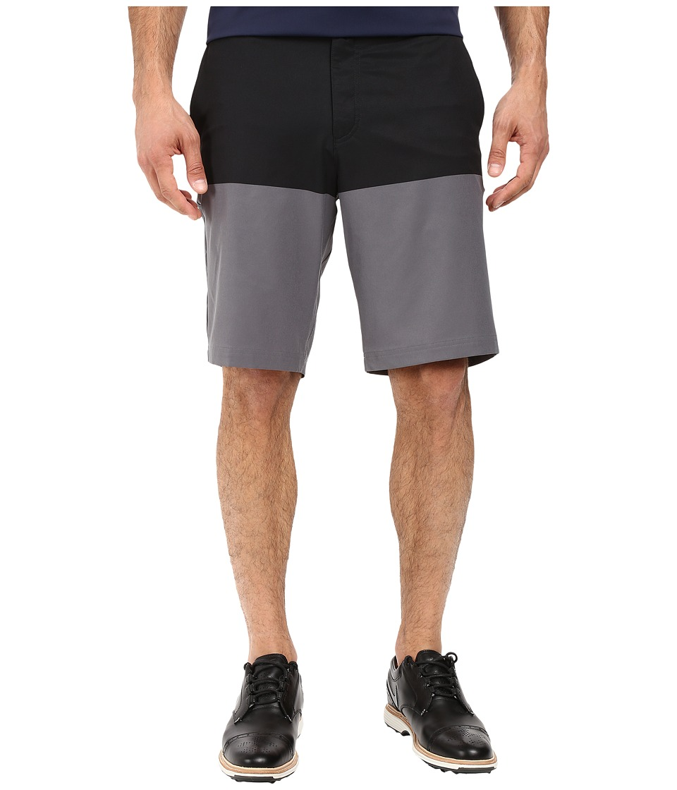 Nike - Print Shorts (Black/Dark Grey/Wolf Grey) Men's Shorts