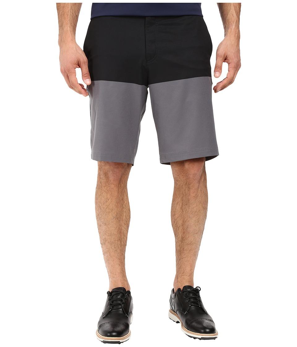 Nike - Print Shorts (Black/Dark Grey/Wolf Grey) Men's Shorts