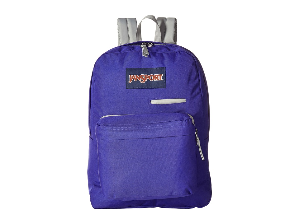 JanSport - Digibreak (Violet Purple) Backpack Bags