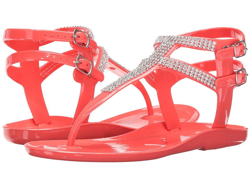 C Label - Deborah-1 (Coral) Women's Sandals