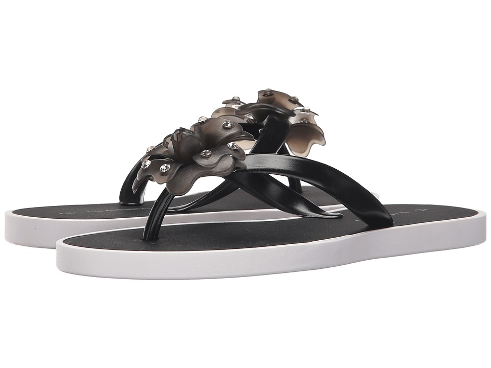 C Label - Sunrise-1 (Black) Women's Sandals