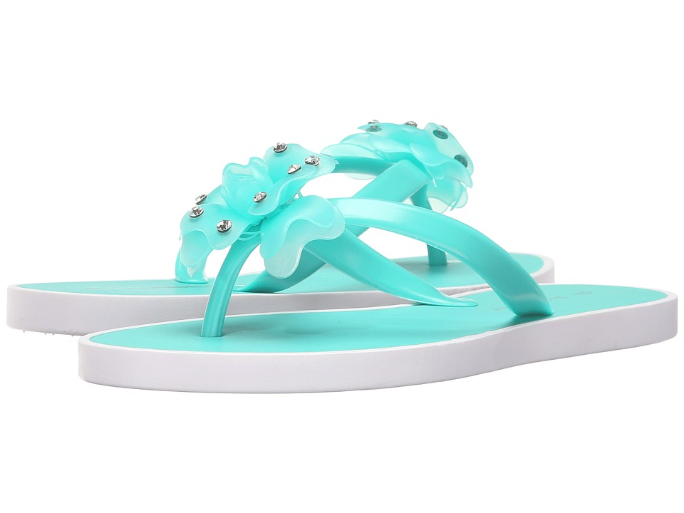C Label - Sunrise-1 (Turquoise) Women's Sandals