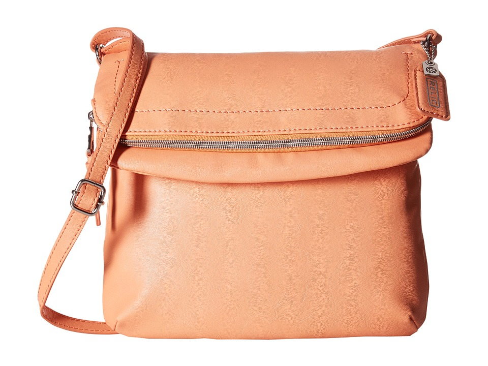 Relic - Cora Crossbody (Apricot) Cross Body Handbags