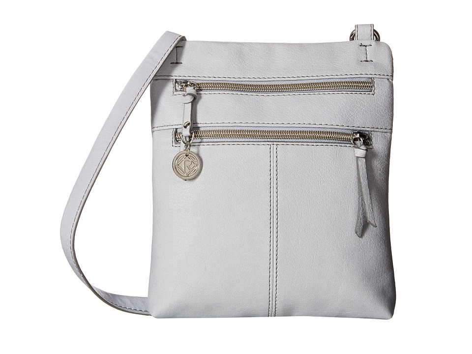 Relic - Finley North South Mini (Clear Blue) Cross Body Handbags