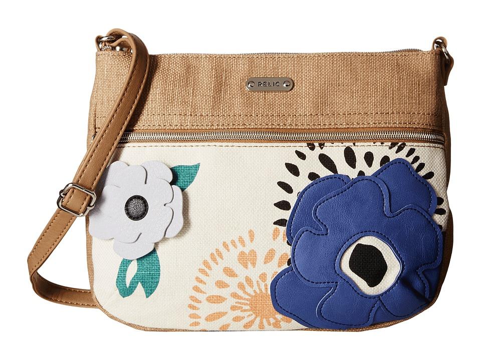 Relic - Addy Crossbody (Flower) Cross Body Handbags