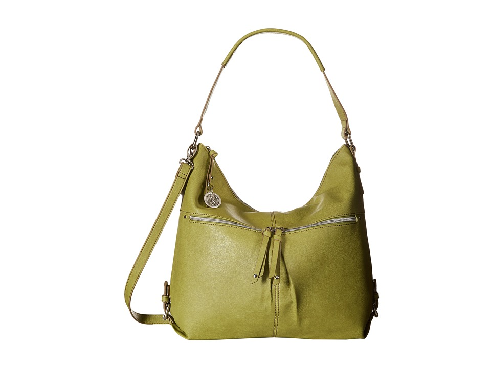 Relic - Finley Hobo Crossbody (Olive) Hobo Handbags