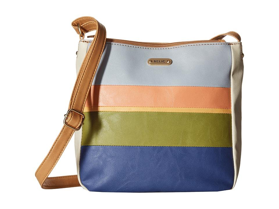Relic - Cameron Crossbody (Multi) Cross Body Handbags