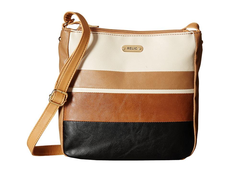Relic - Cameron Crossbody (Neutral Multi) Cross Body Handbags