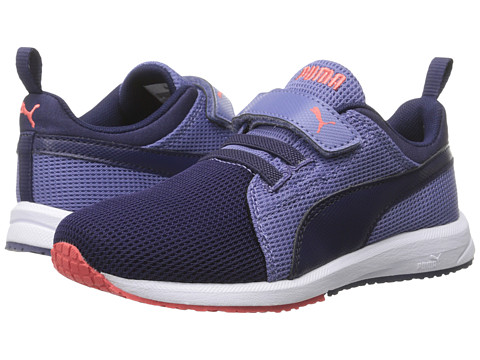 PUMA - Carson Runner V (Infant/Toddler/Little Kid) (Astral Aura/Astral Aura) Women's Shoes
