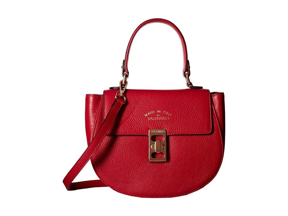 Valentino Bags by Mario Valentino - Claire (Raspberry) Handbags