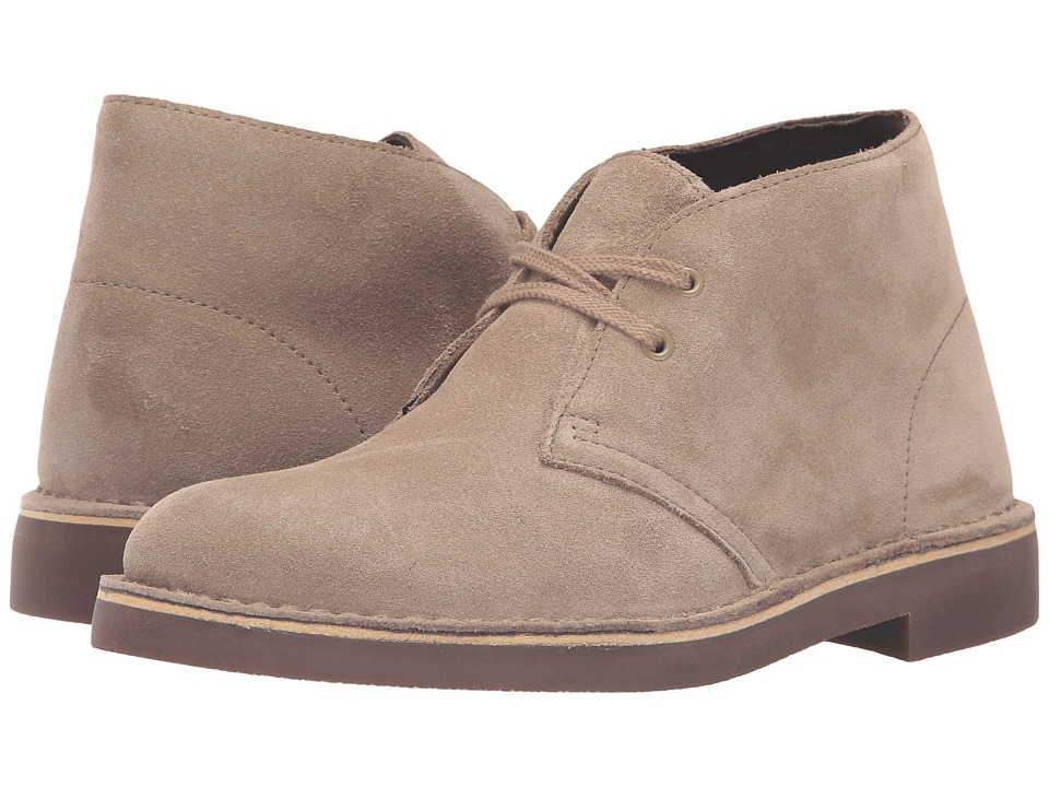 Clarks - Acre Bridge (Sand Suede) Women's Shoes