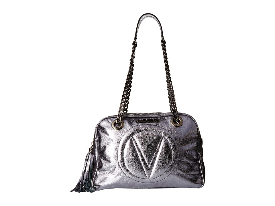 Valentino Bags by Mario Valentino - Madonna (Lead/Grey) Bags