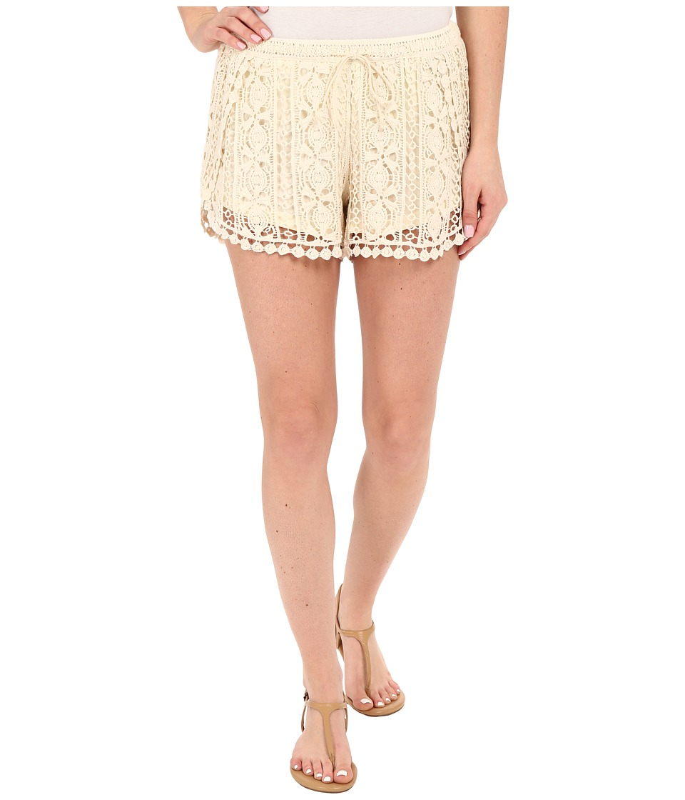 Brigitte Bailey - Darcy Shorts (Natural) Women's Shorts