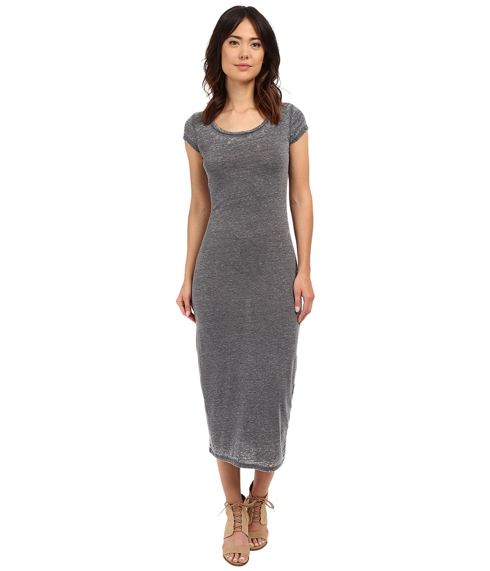 Brigitte Bailey - Dierdre T-Shirt Dress (Smokey Grey) Women's Dress