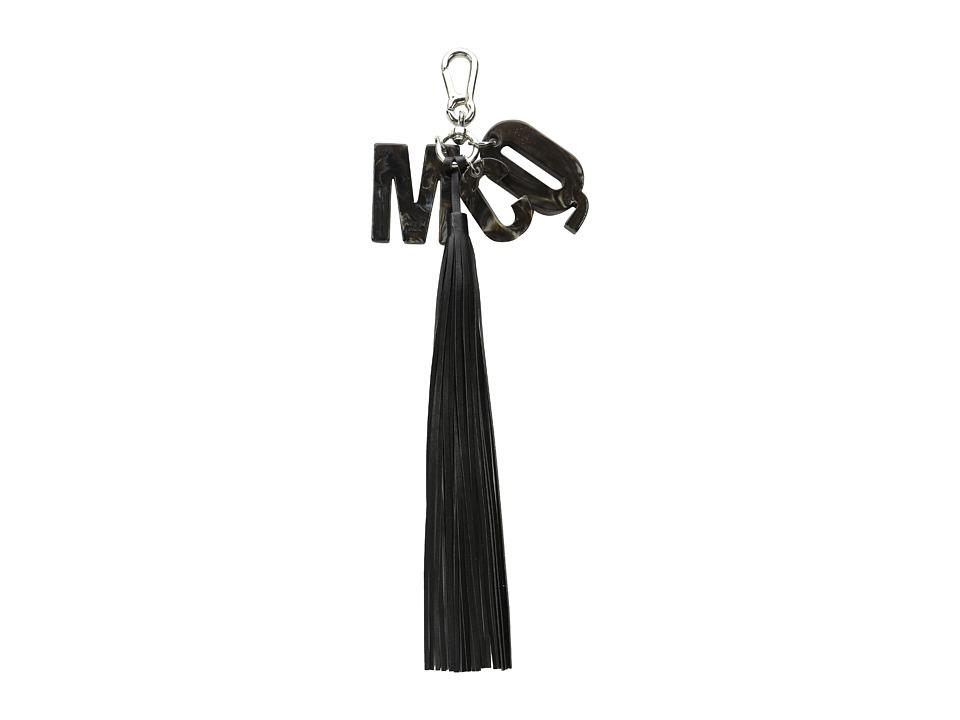 McQ - Tassle Keyring (Black) Wallet
