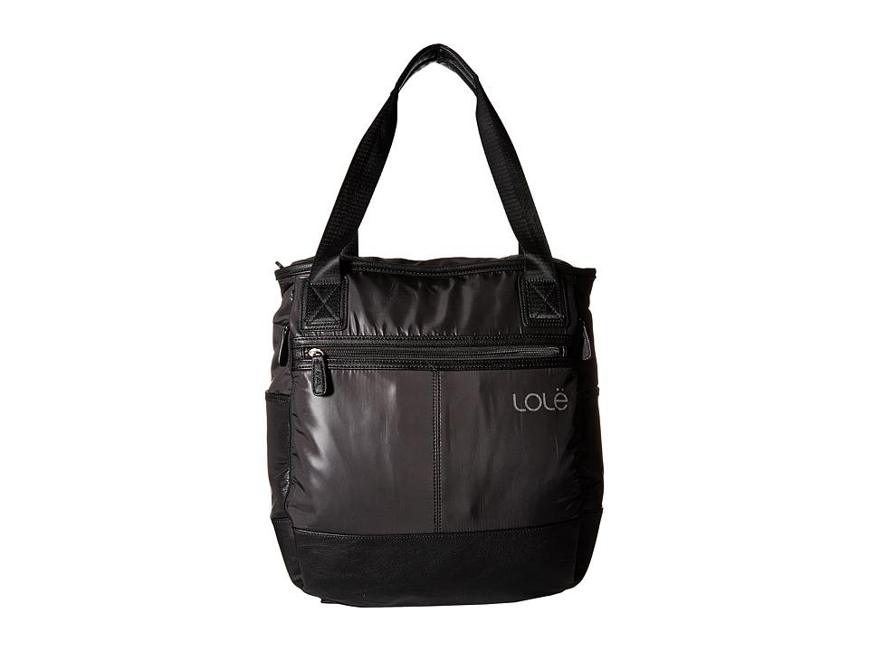 Lole - Lily Tote (Black) Tote Handbags