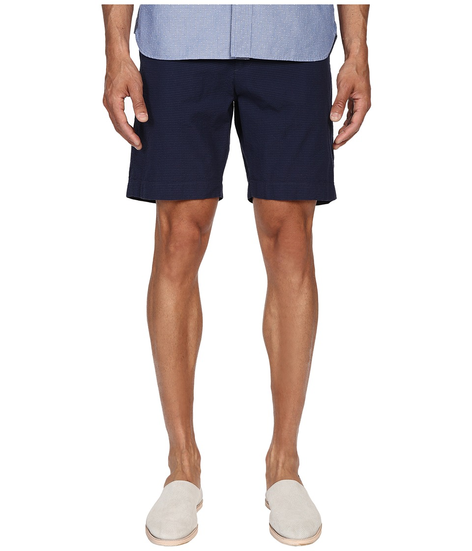 Jack Spade - Seer Sucker Shorts (Navy) Men's Shorts