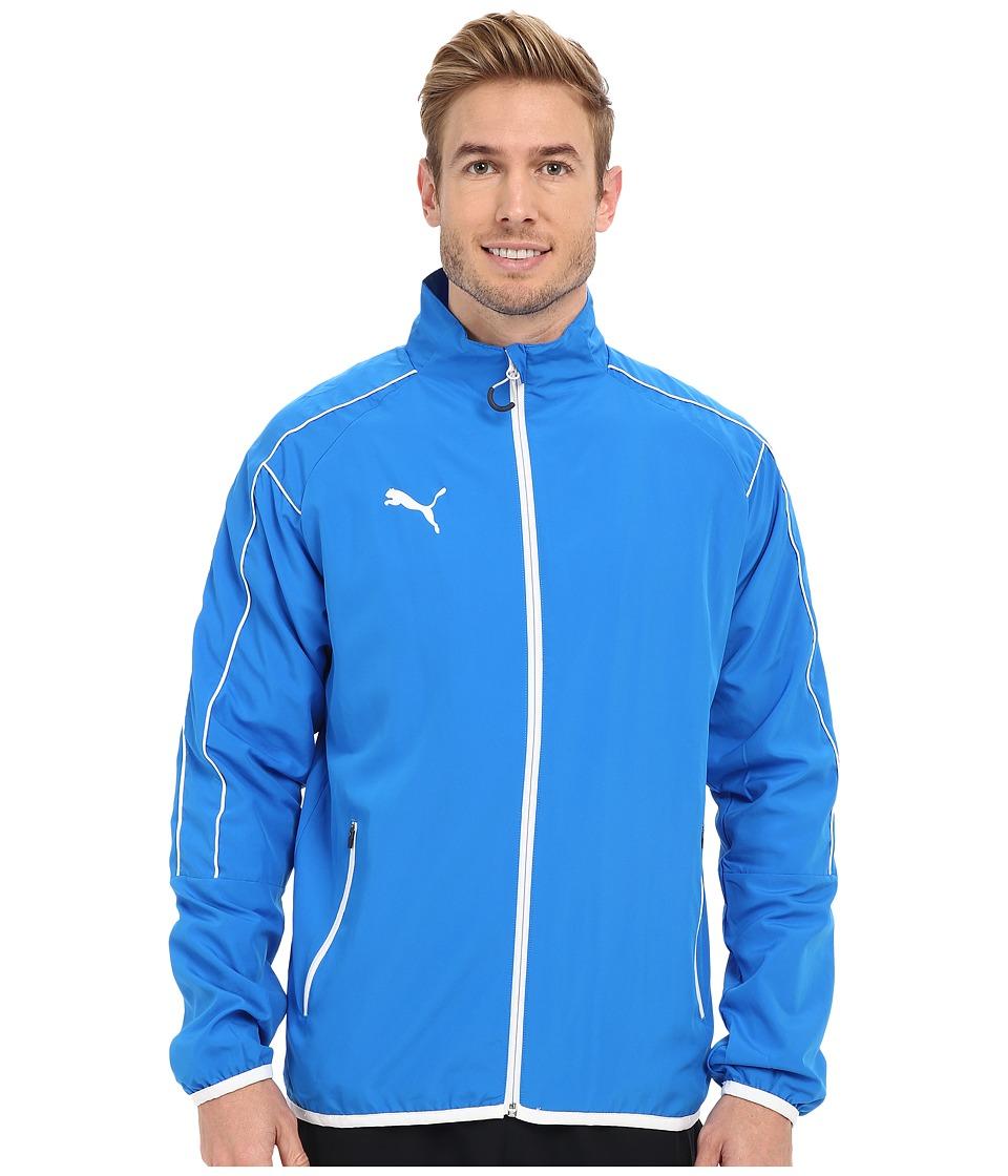 PUMA - It Evotrg Woven Jacket (Electric Blue Lemona) Men