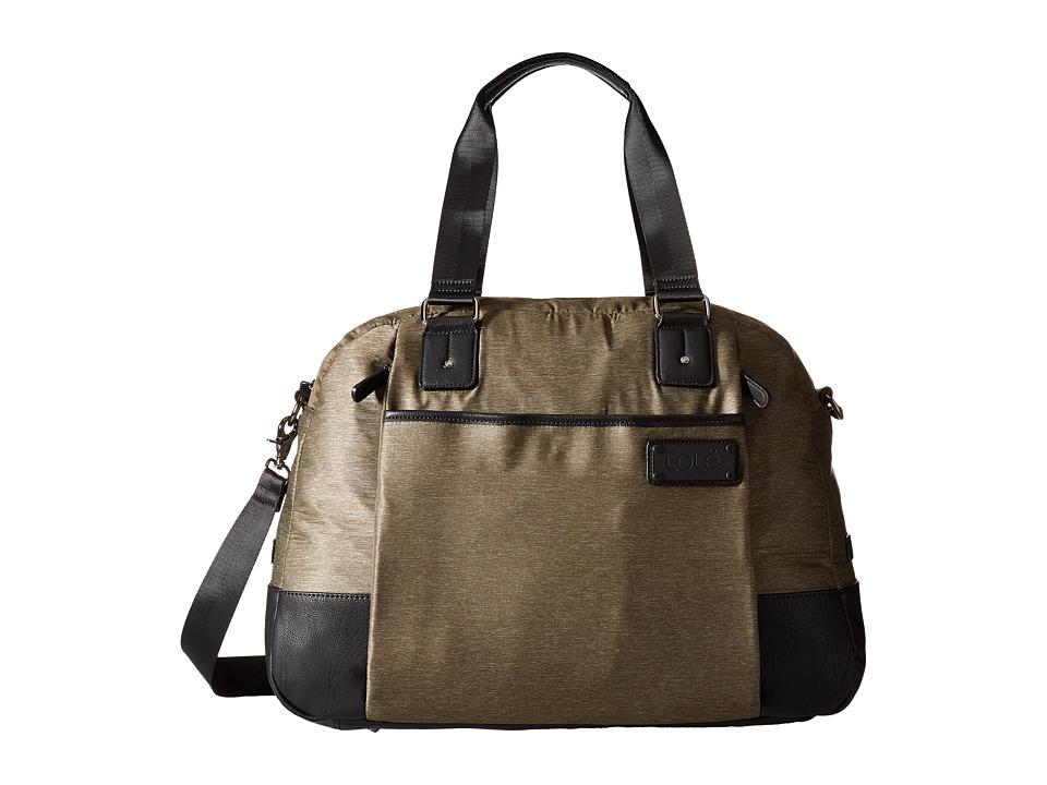 Lole - Deena Duffel (Khaki Heather) Duffel Bags