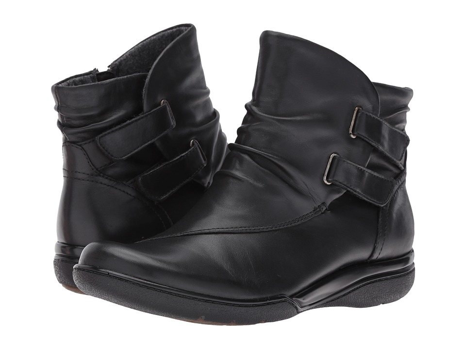 Clarks - Kearns Burst (Black Waterproof) Women