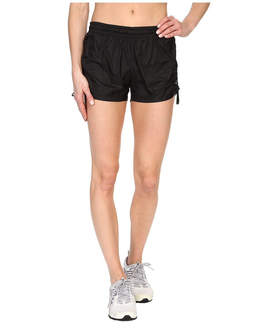 PUMA - WT Woven Gym Shorts (Black) Women's Shorts