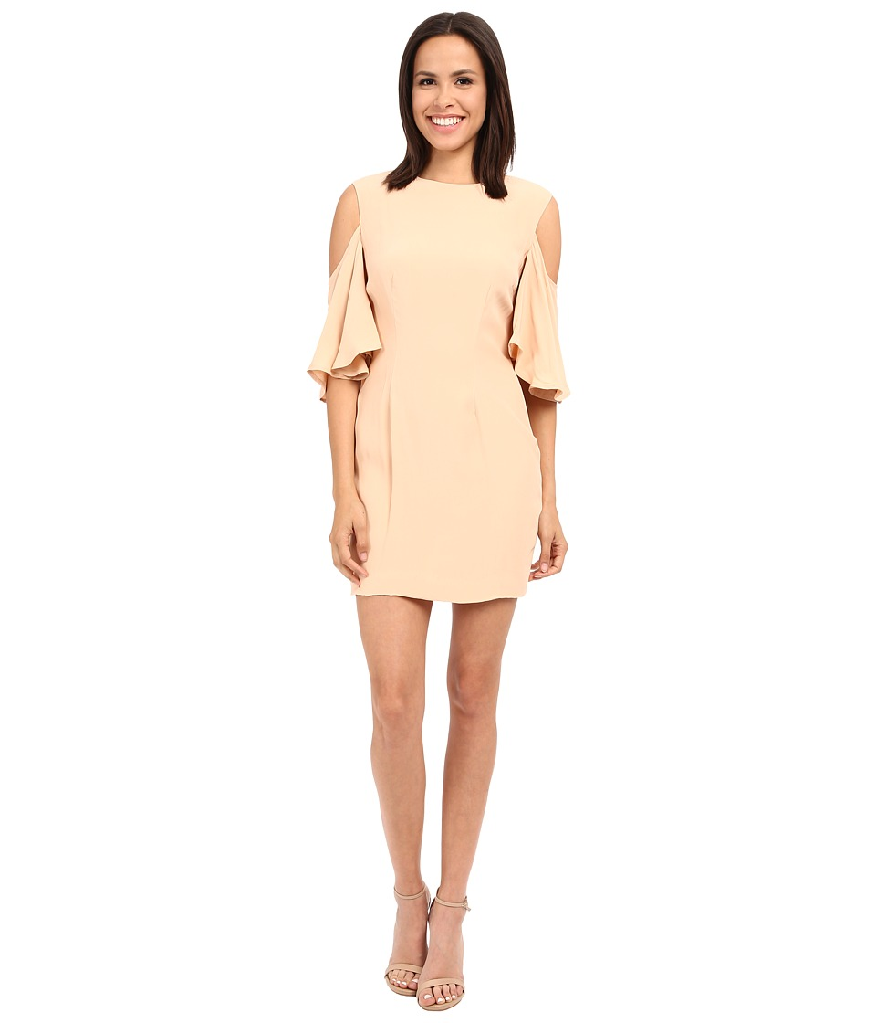 KEEPSAKE THE LABEL - Believer Dress (Caramel) Women's Dress