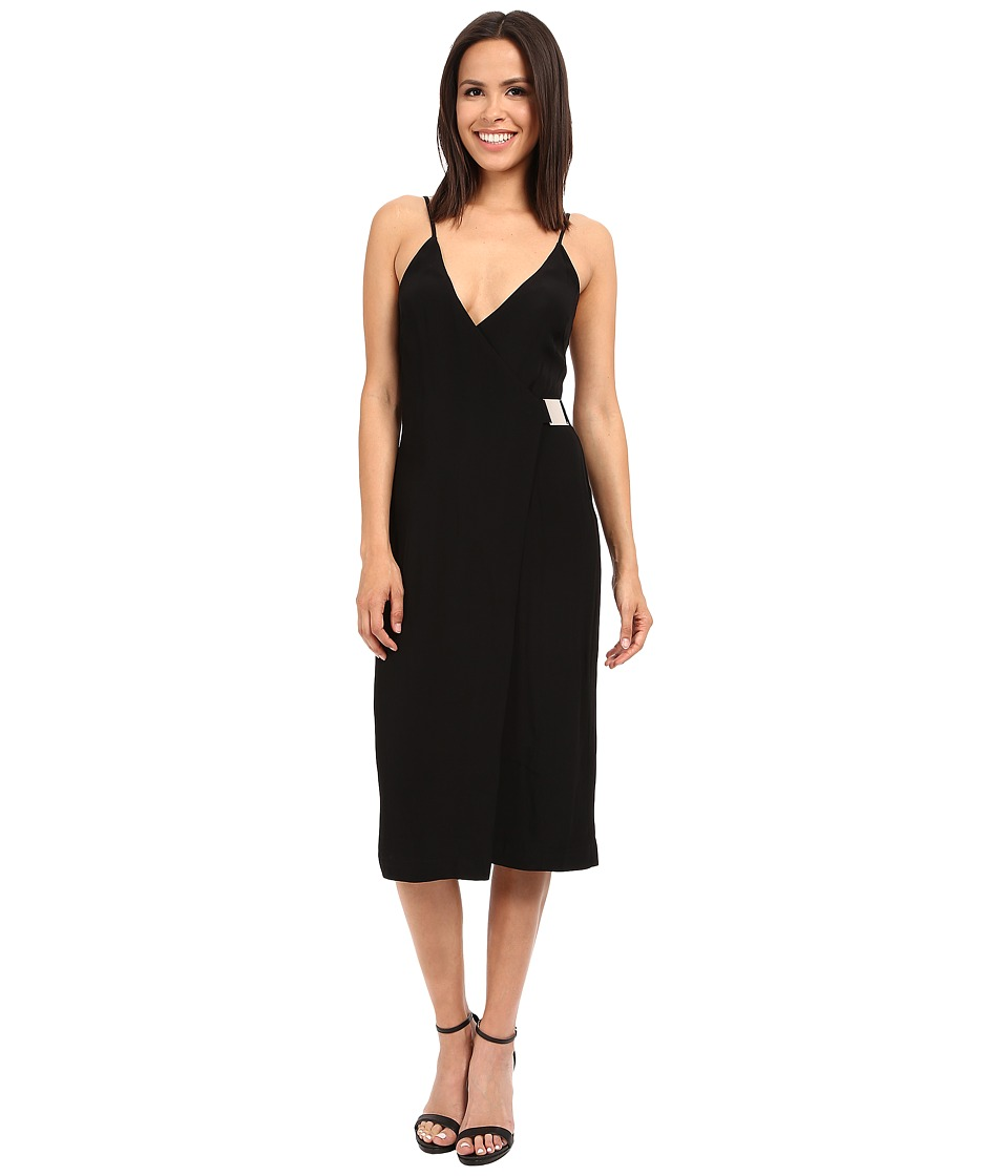 KEEPSAKE THE LABEL - Oasis Dress (Black) Women's Dress