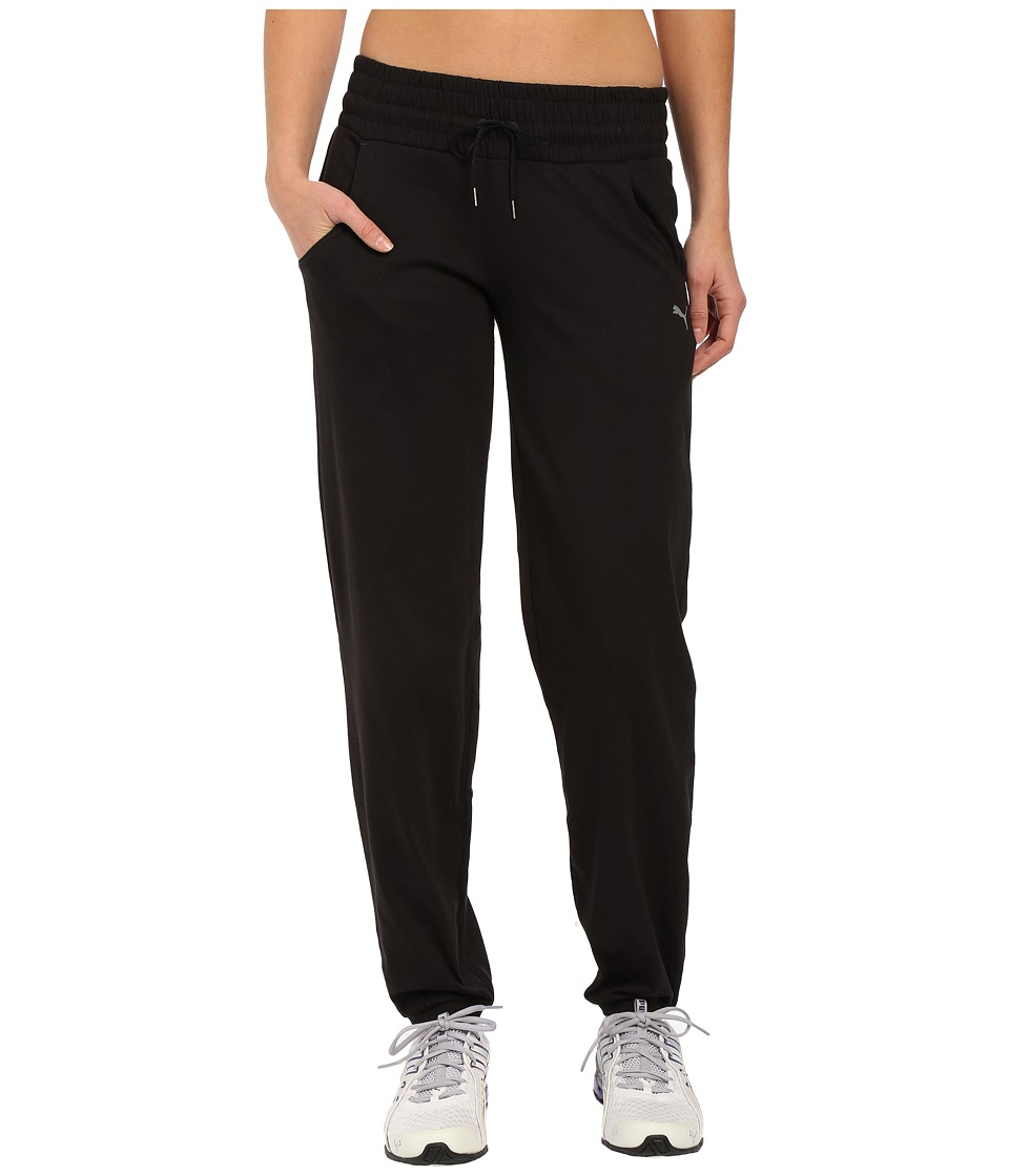 PUMA - ST Essential Dance Pants (Black) Women's Casual Pants