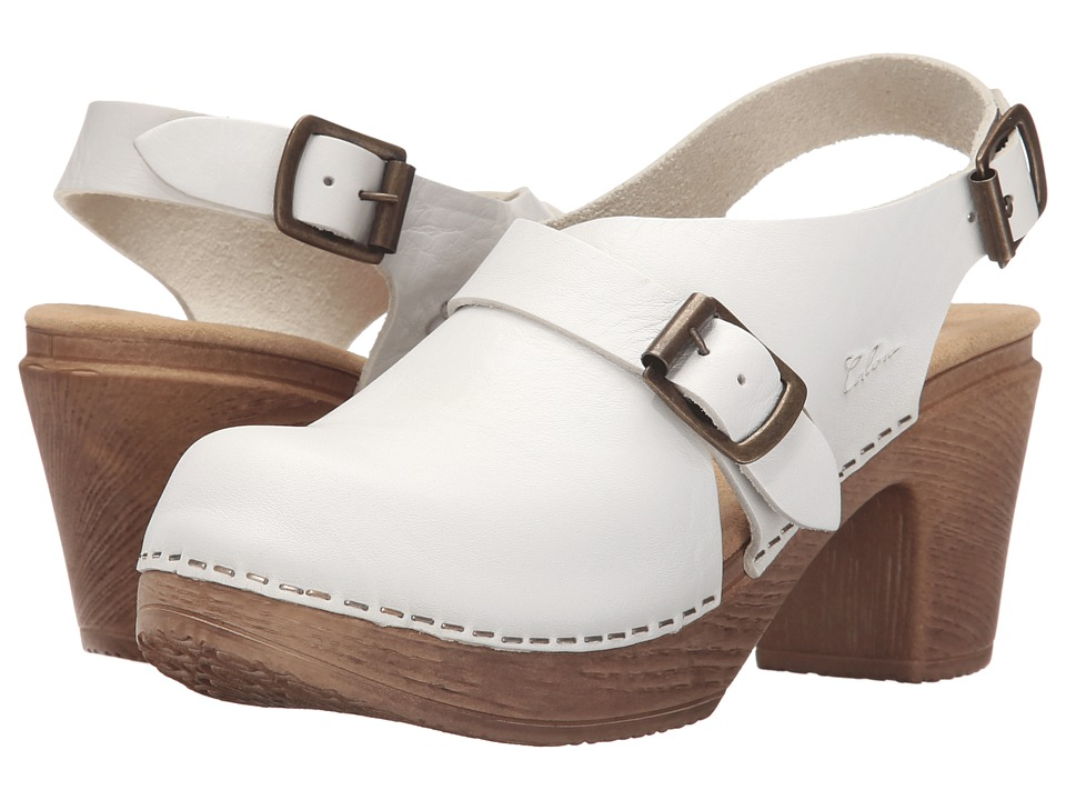 Calou Stockholm - Astrid (White) Women's Shoes