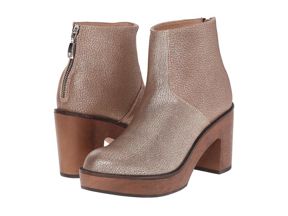 Calou Stockholm - Fia (Bronze) Women's Boots