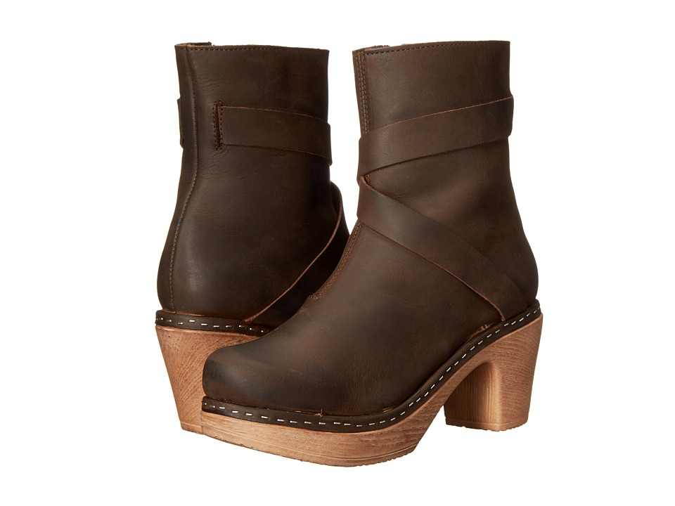 Calou Stockholm - Julia (Brown) Women's Boots