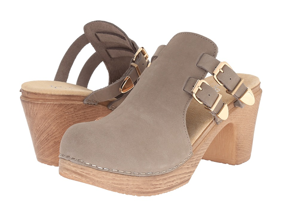 Calou Stockholm - Katty (Grey) Women's Shoes