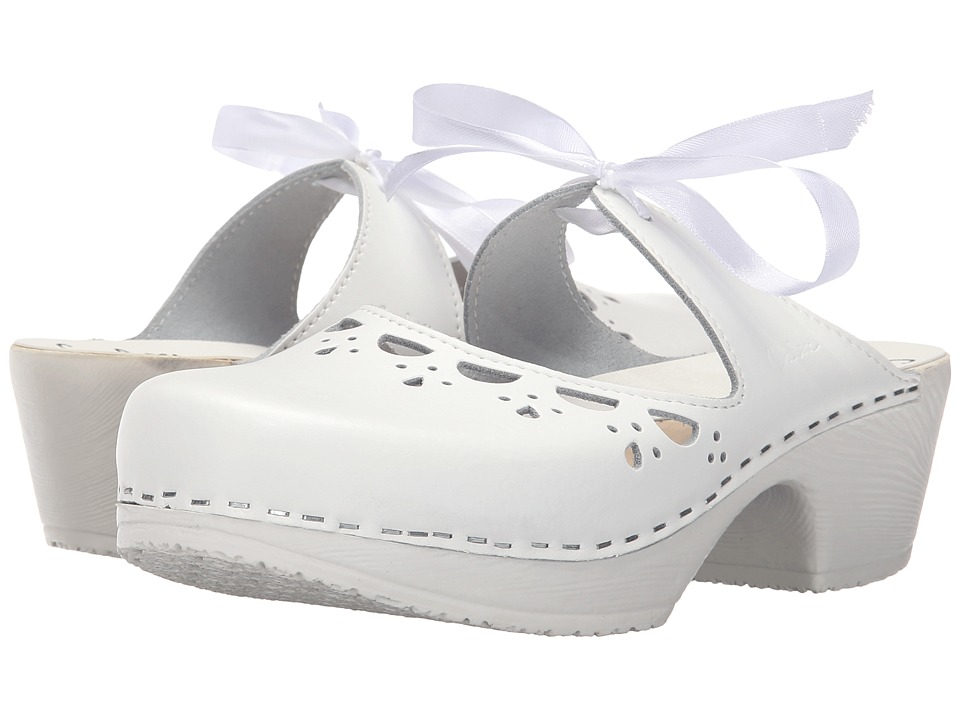 Calou Stockholm - Knyta (White) Women's Shoes