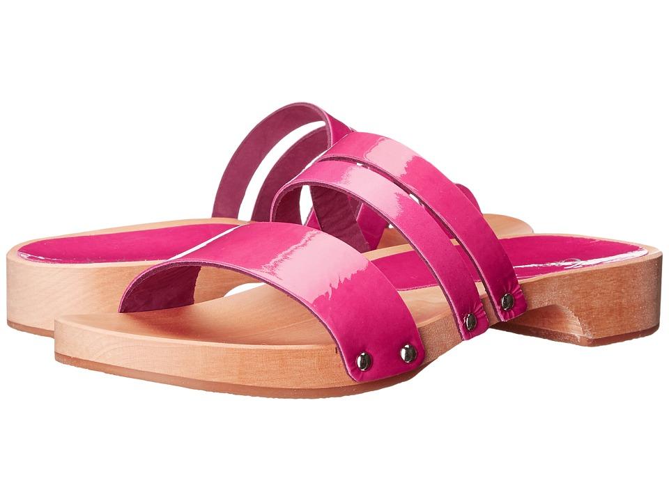 Calou Stockholm - Lillian (Coral Patent) Women's Shoes