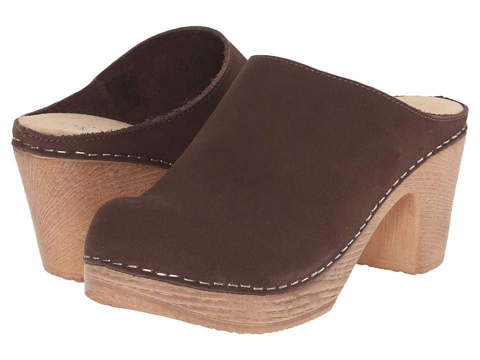 Calou Stockholm - Lisa (Brown) Women's Shoes