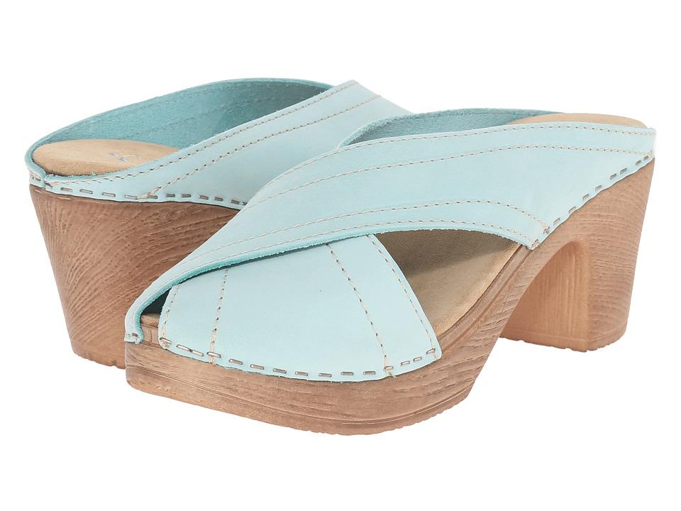 Calou Stockholm - Marie (Aqua) Women's Shoes