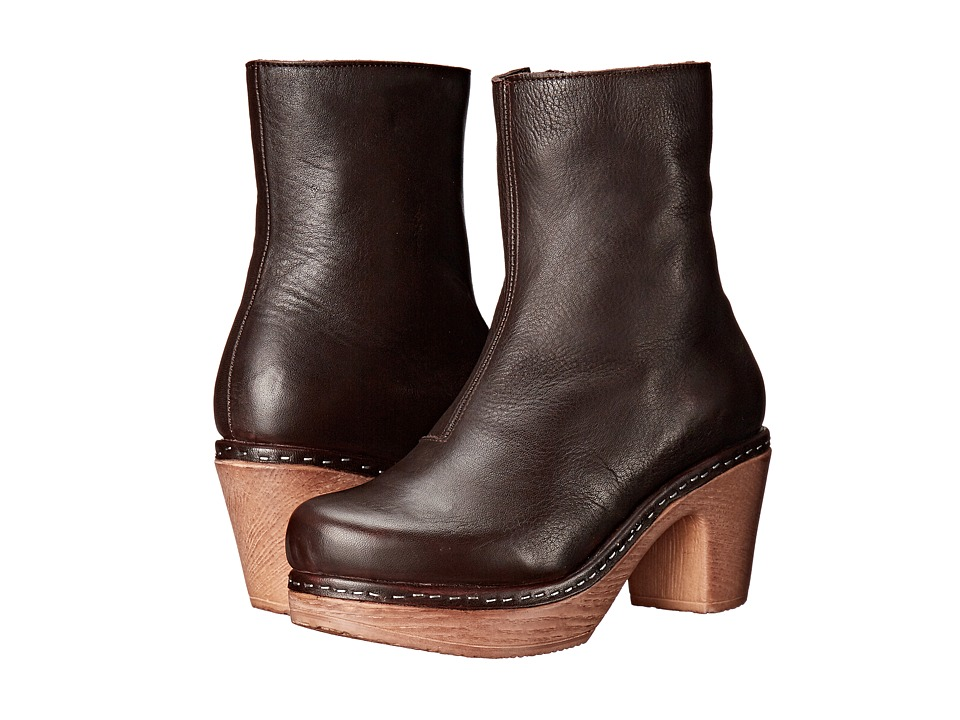 Calou Stockholm - Molly (Brown) Women's Boots