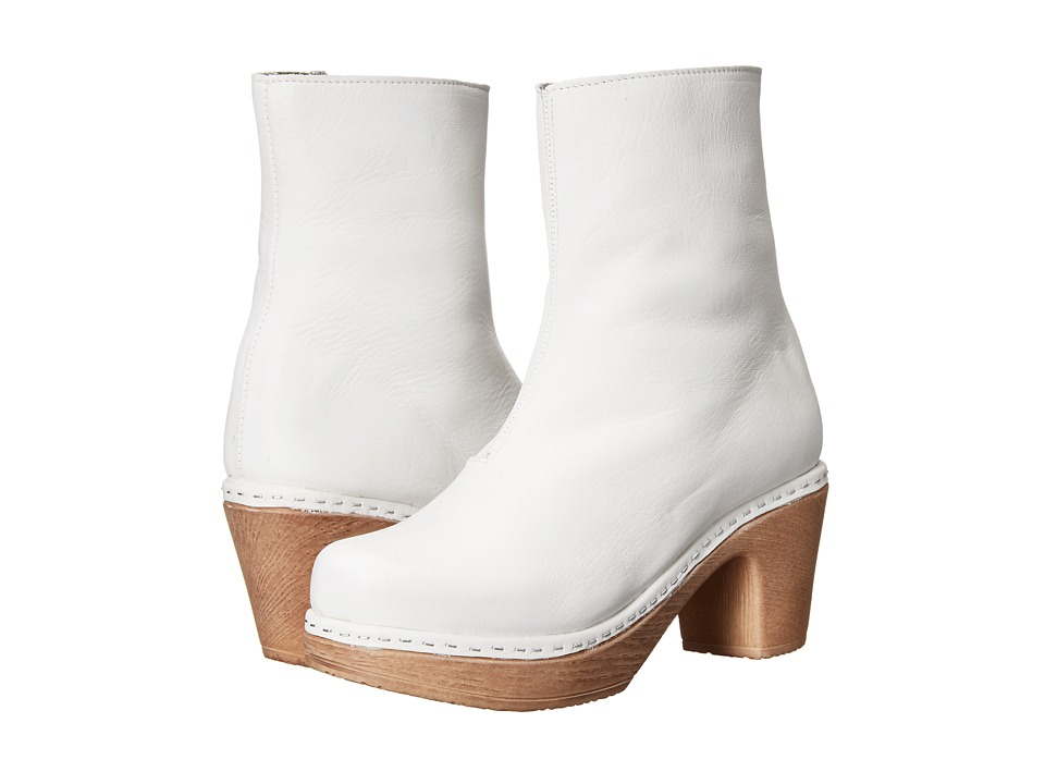 Calou Stockholm - Molly (White) Women's Boots