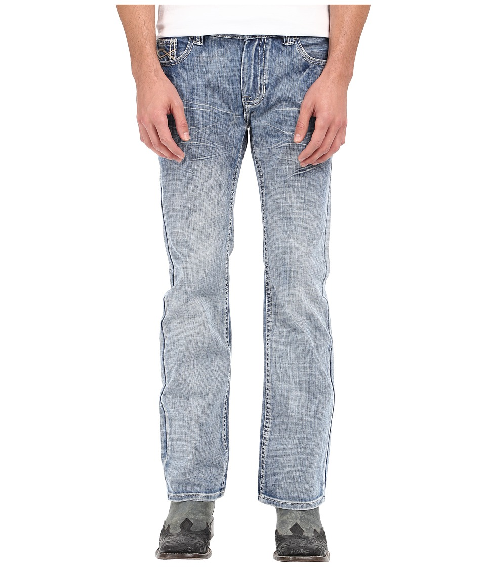 Rock and Roll Cowboy - Pistol Bootcut in Medium Vintage M0P6639 (Medium Vintage) Men's Jeans